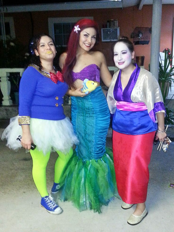 Mulan Costume DIY  Donald Duck girl costume Mulan costume