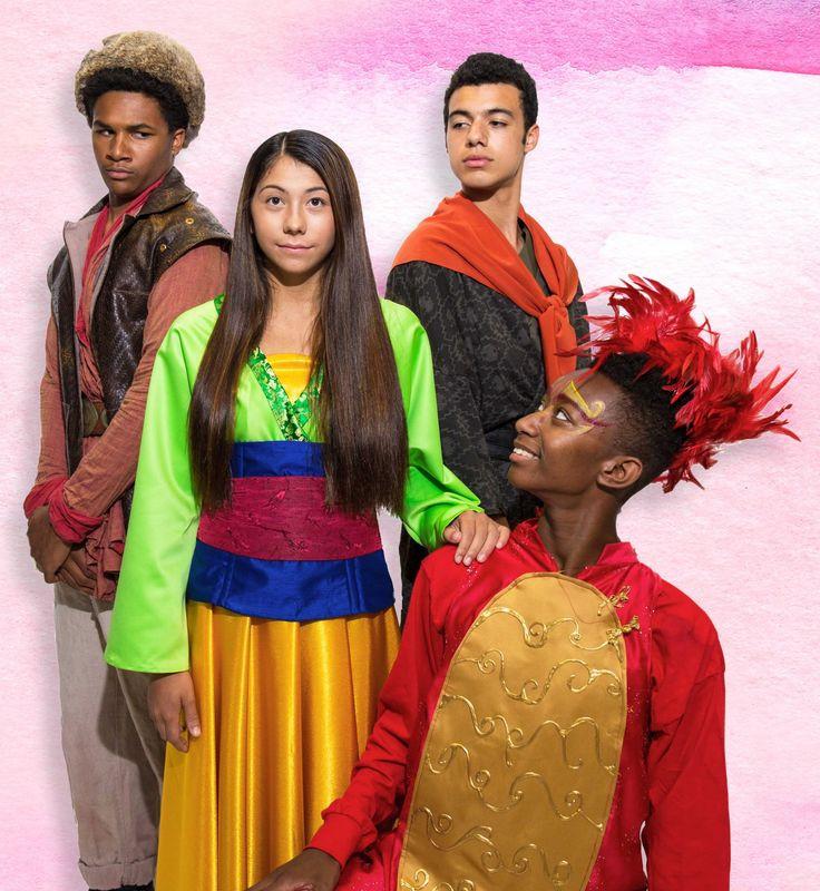 Mulan Costume DIY  The 25 best Mulan costumes ideas on Pinterest