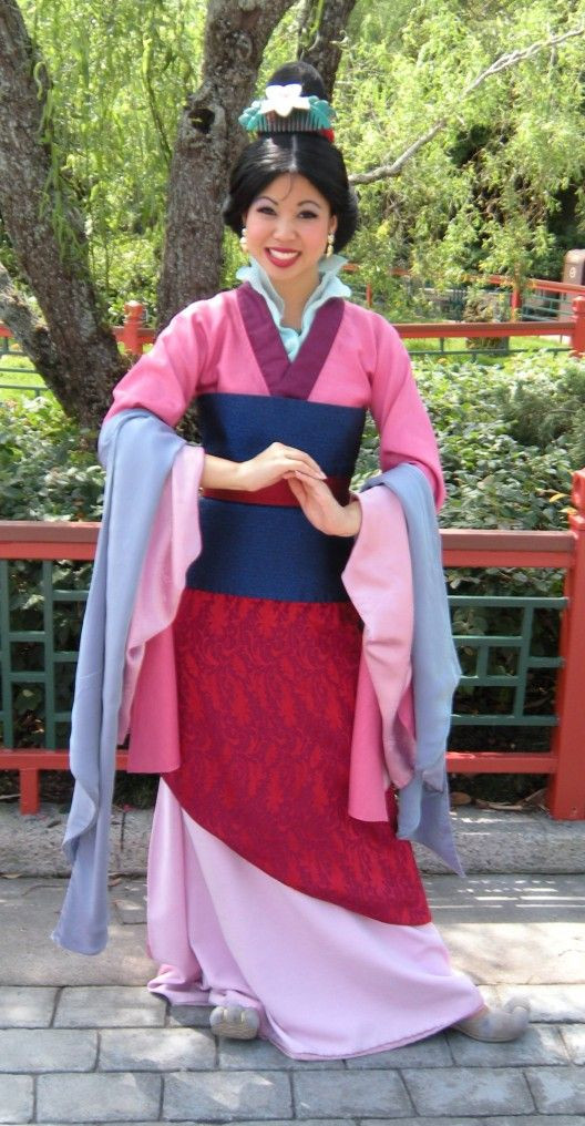 Mulan Costume DIY  17 Best images about Mulan Jr on Pinterest