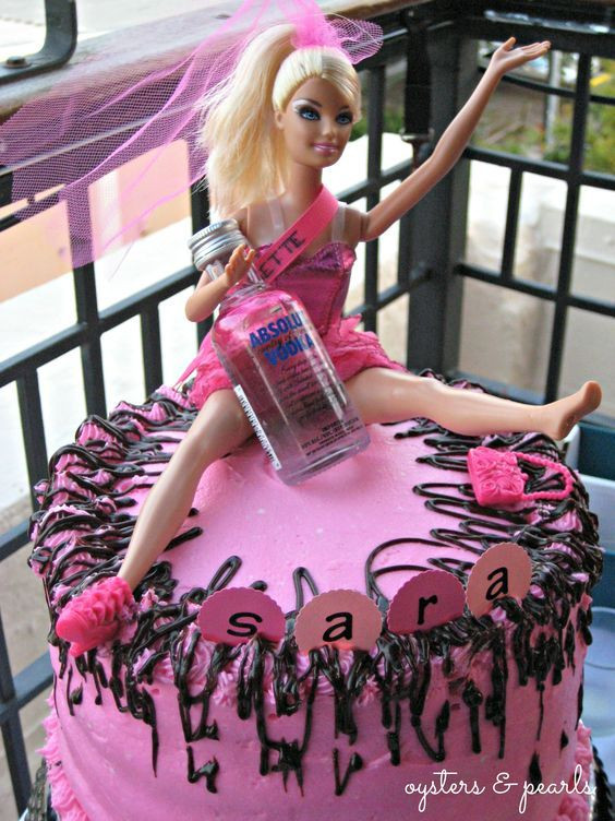 Naughty Bachelorette Party Ideas  17 Best ideas about Barbie Bachelorette on Pinterest