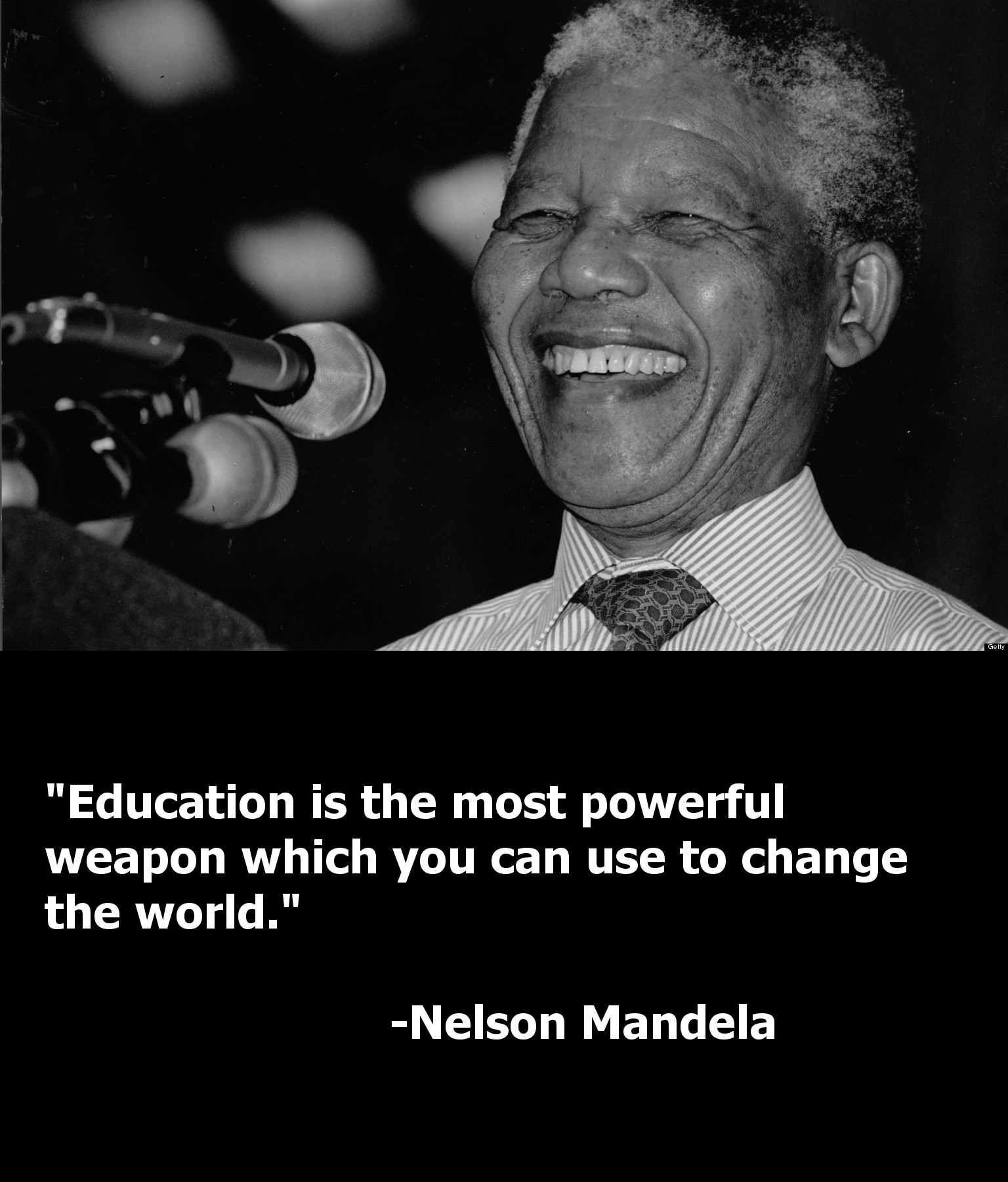 Nelson Mandela Quotes On Education  Why This Trip