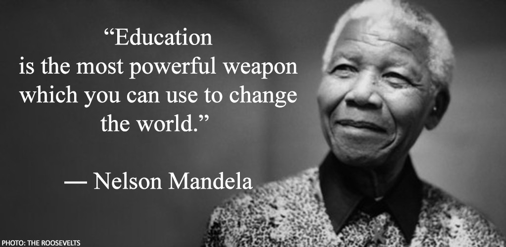 Nelson Mandela Quotes On Education  5 Quotations about Education to Keep You Chasing Knowledge