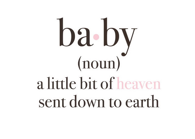 New Mother Quotes On New Baby  Baby Quotes Newborn Quotation