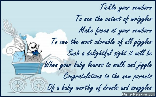 New Mother Quotes On New Baby  Congratulations for Baby Boy Newborn Wishes and Quotes
