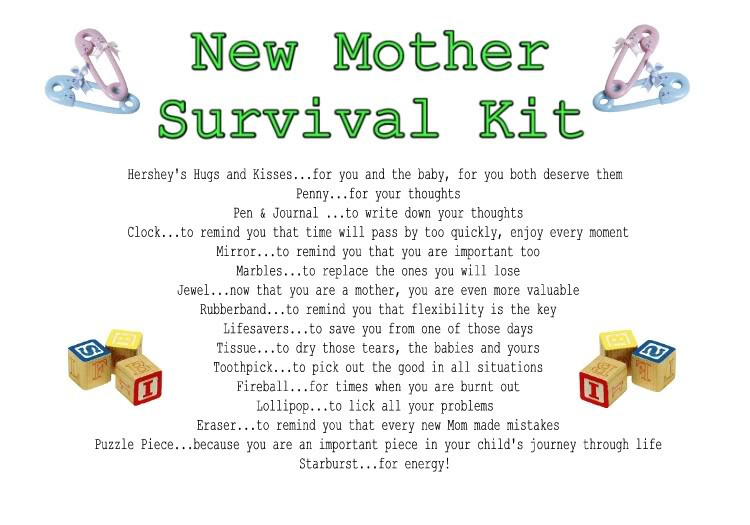 New Mother Quotes On New Baby  10 Things Every New Mom Needs