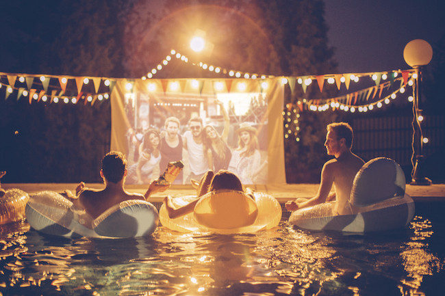 Night Pool Party Ideas For Adults  10 Pool Party Ideas to Cool Down Your Summer ZING Blog