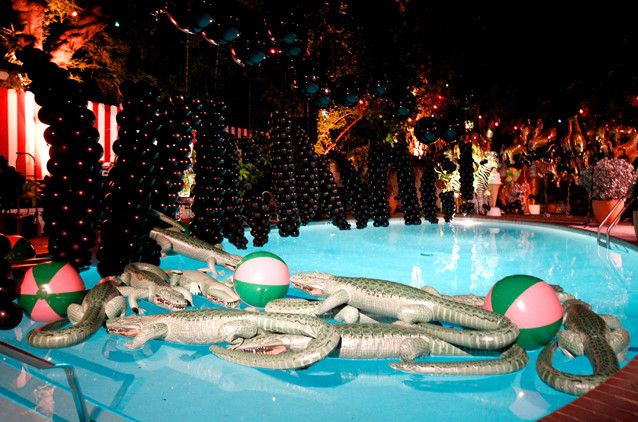Night Pool Party Ideas For Adults  Birthday Pool Party Ideas for Adults Kids Pools