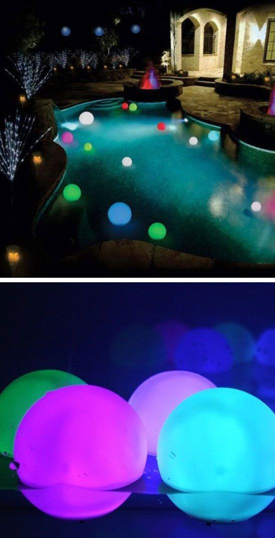 Night Pool Party Ideas For Adults  Giant Bubble Wands Kit for Amazing Summer Fun