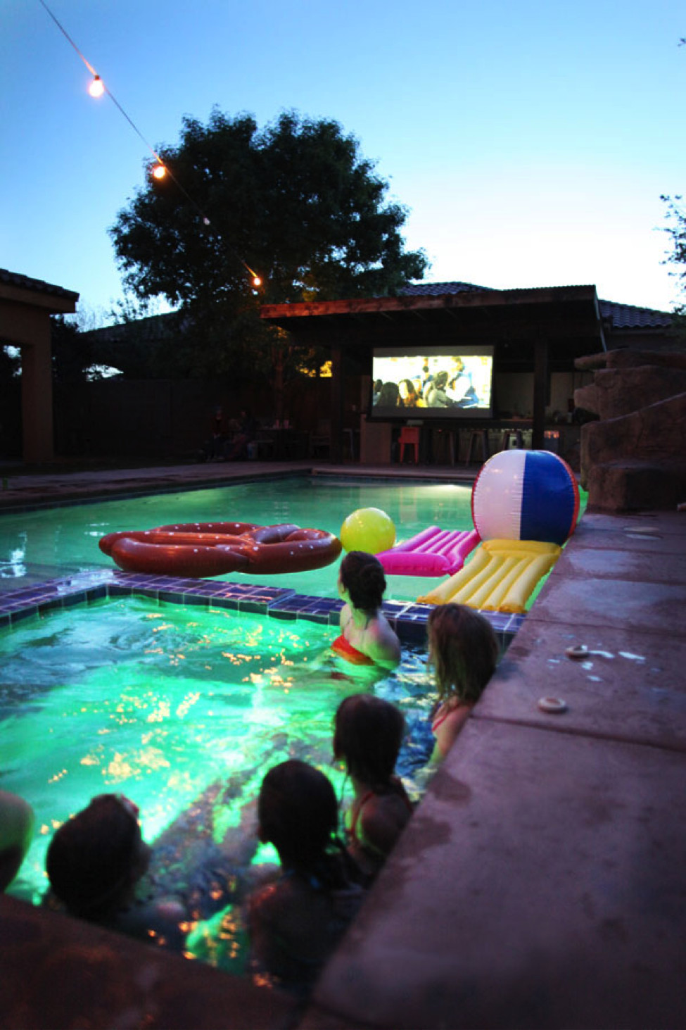Night Pool Party Ideas For Adults  Pool Party Ideas