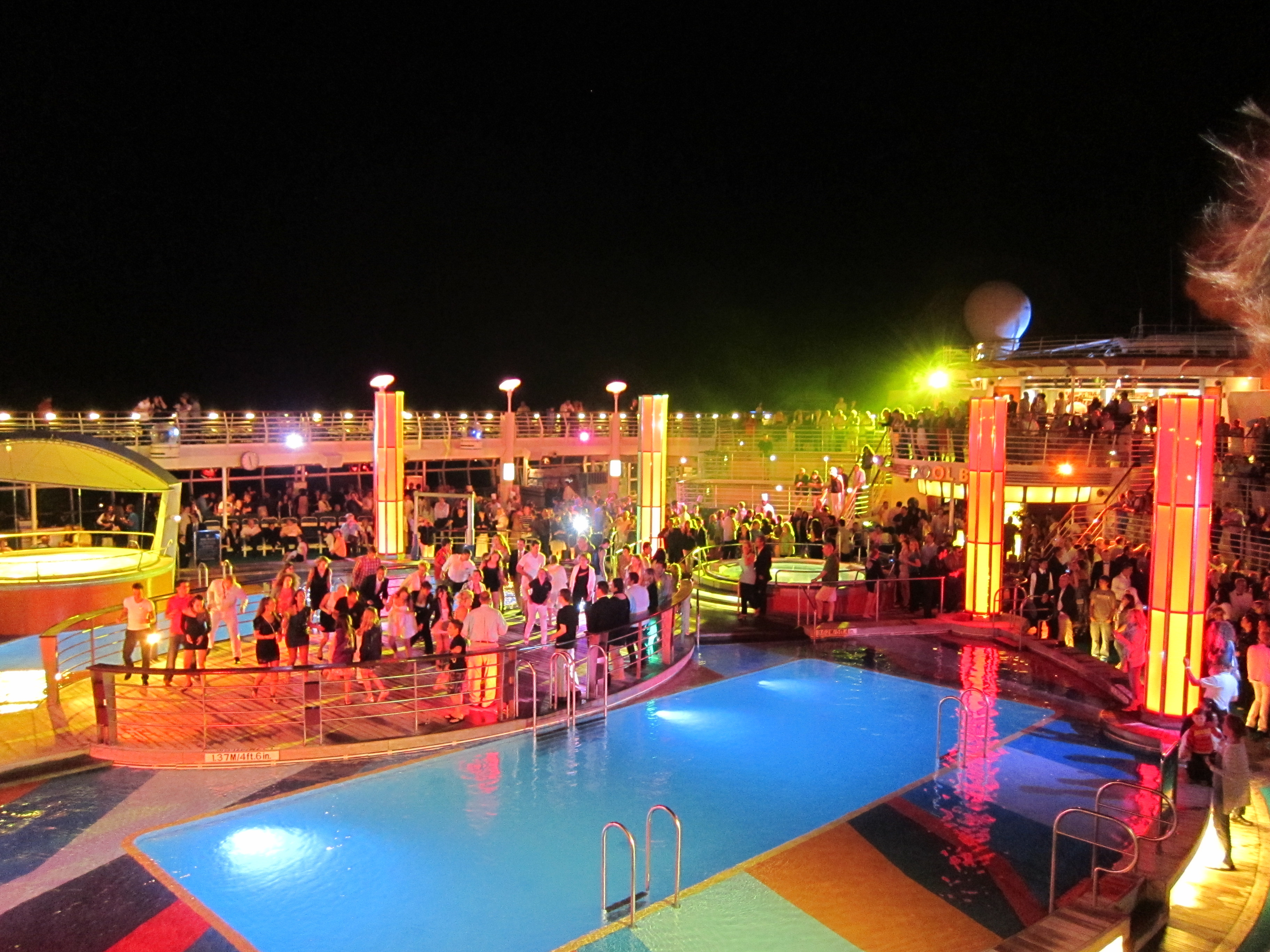 Night Pool Party Ideas For Adults  Tales from Winton Drive