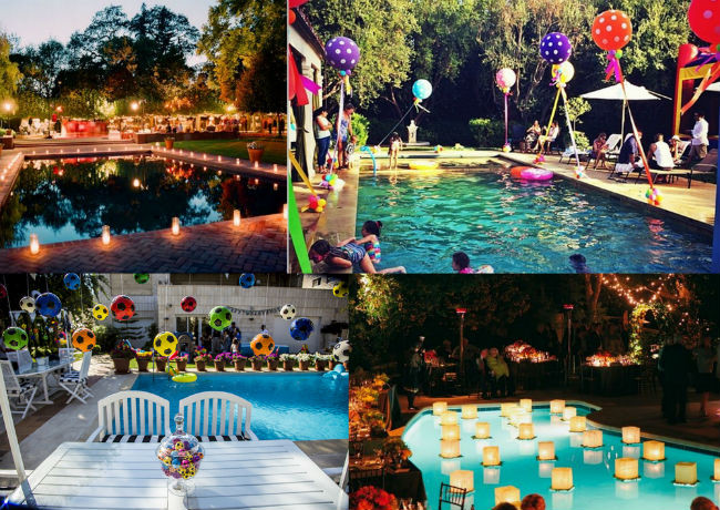 Night Pool Party Ideas For Adults  Make Your Pool Party The Ultimate Summer Destination