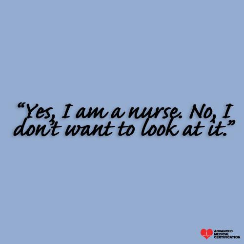 Nursing Quotes Funny  20 Nursing Quotes to Make you Laugh