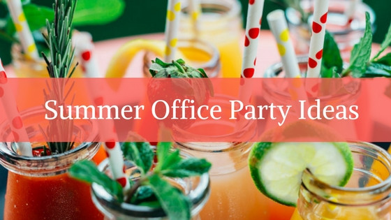 Office Party Ideas For Summer  Summer fice Party Ideas OFFSITE NYC Meeting Space and