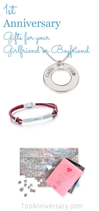 One Year Anniversary Gift Ideas For Girlfriend  e Year Anniversary Gifts Ideas For Girlfriends And