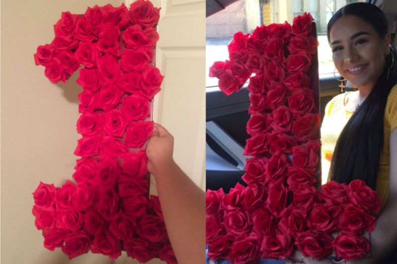 One Year Anniversary Gift Ideas For Girlfriend  Teen s homemade anniversary t to girlfriend goes viral