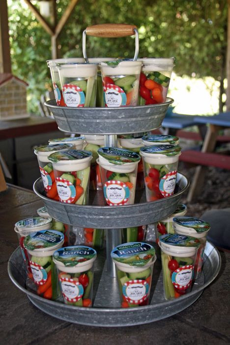 Outdoor Graduation Party Food Ideas  25 best ideas about Outdoor Party Foods on Pinterest