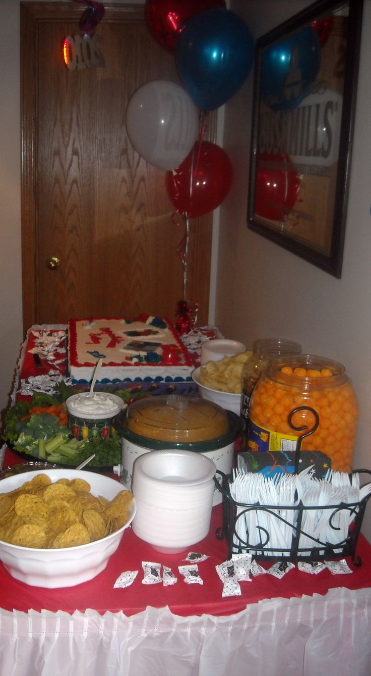 Outdoor Graduation Party Food Ideas  Best 107 Radiology technologist graduation party images on