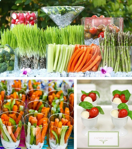 Outdoor Graduation Party Food Ideas  Graduation Party Food Bar Inspirations The Cottage Market