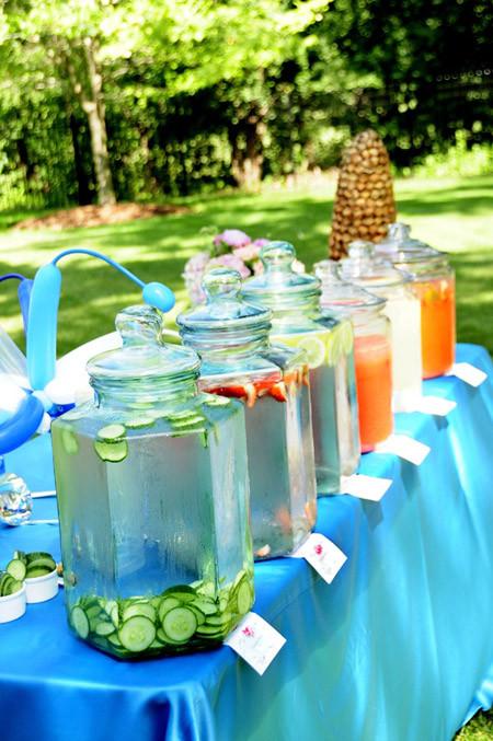 Outdoor Graduation Party Food Ideas  Graduation Part Food Ideas 19 Creative Food Bars