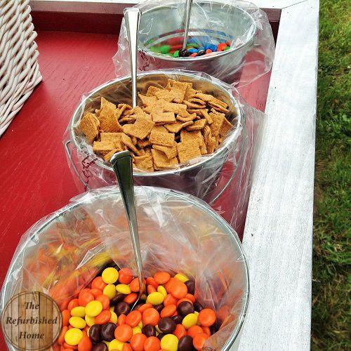 Outdoor Graduation Party Food Ideas  Best 25 Outdoor graduation parties ideas on Pinterest