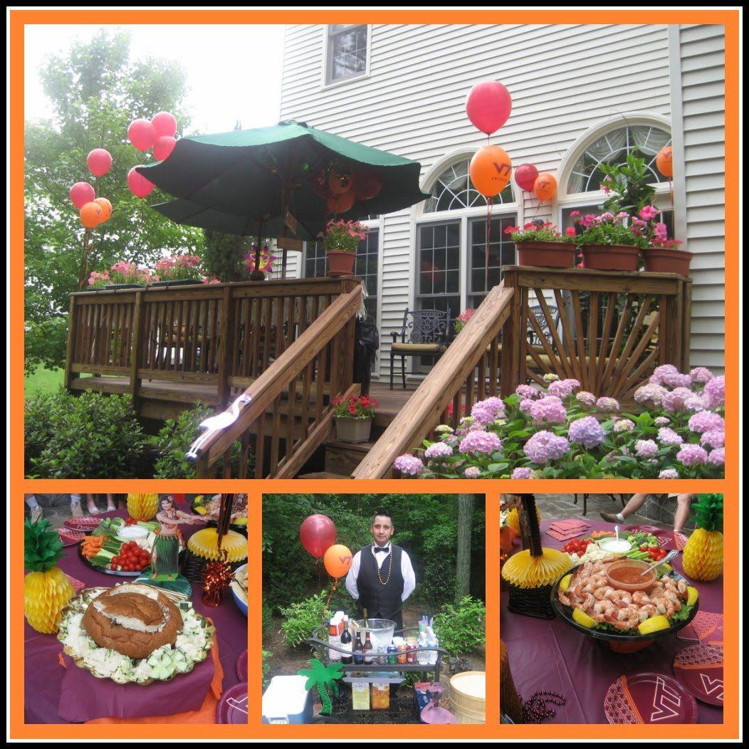 Outdoor Graduation Party Food Ideas  Graduation Party Food