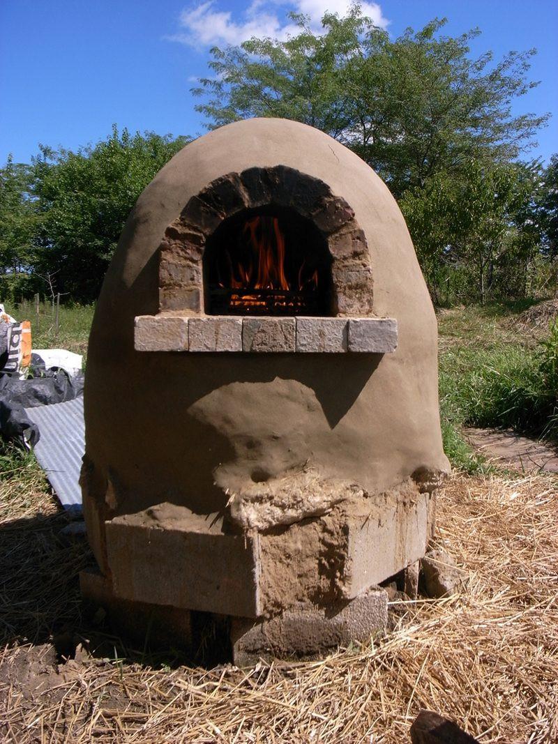 Outdoor Pizza Oven DIY  How to Make Outdoor Cob Pizza Oven DIY & Crafts Handimania