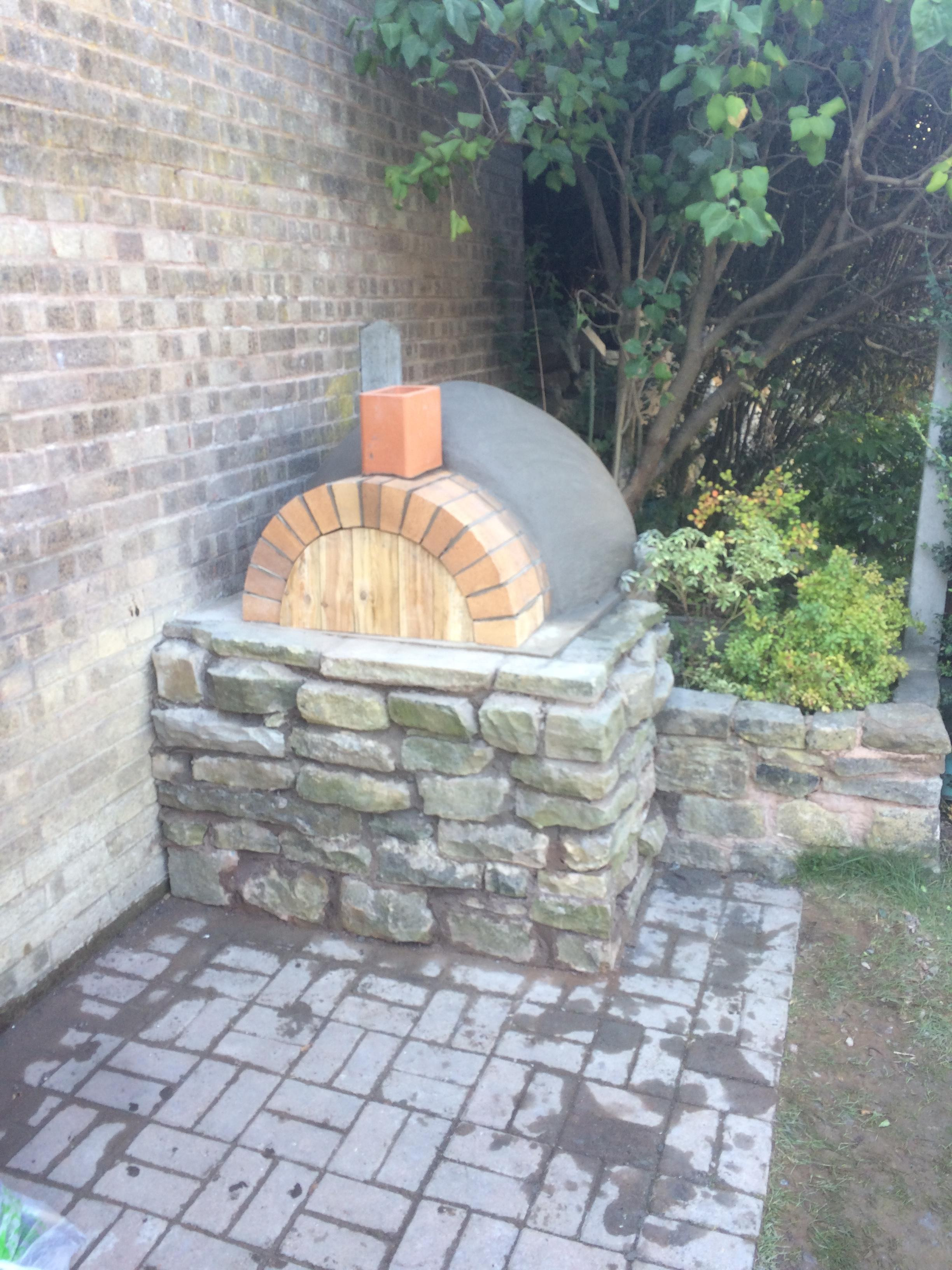 Outdoor Pizza Oven DIY  Steps To Make Best Outdoor Brick Pizza Oven