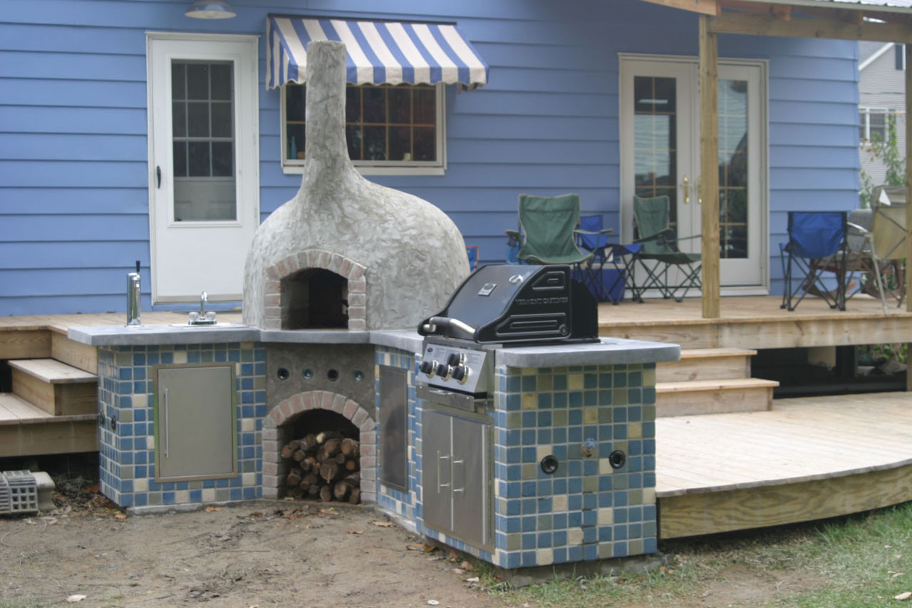 Outdoor Pizza Oven DIY  15 DIY Pizza Oven Plans For Outdoors Backing – The Self
