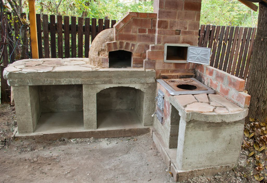 Outdoor Pizza Oven DIY  How to build an outdoor pizza oven