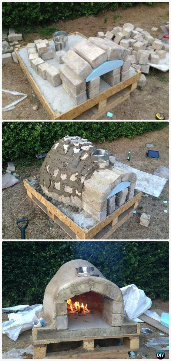 Outdoor Pizza Oven DIY  25 best ideas about Outdoor pizza ovens on Pinterest