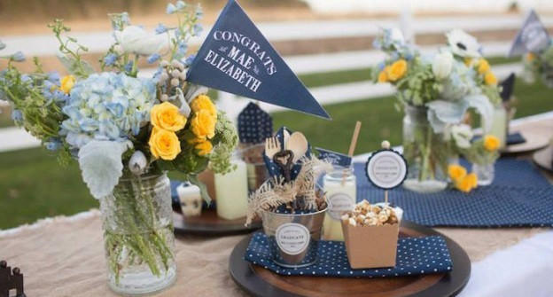 Outside Graduation Party Ideas  7 Graduation Party Ideas with Affordable DIY Projects