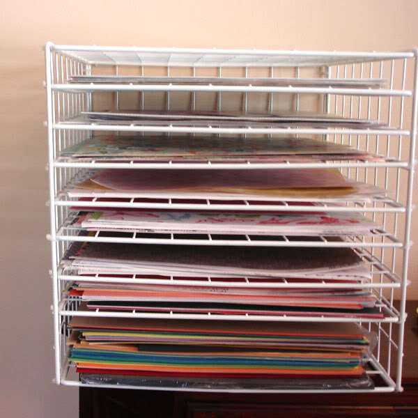 Paper Organizer DIY  DIY 12×12 Scrapbook Paper Storage – Scrap Booking