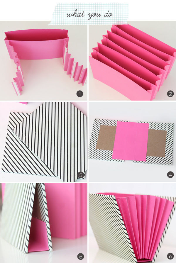 Paper Organizer DIY  DIY Stationary Organizer s and for