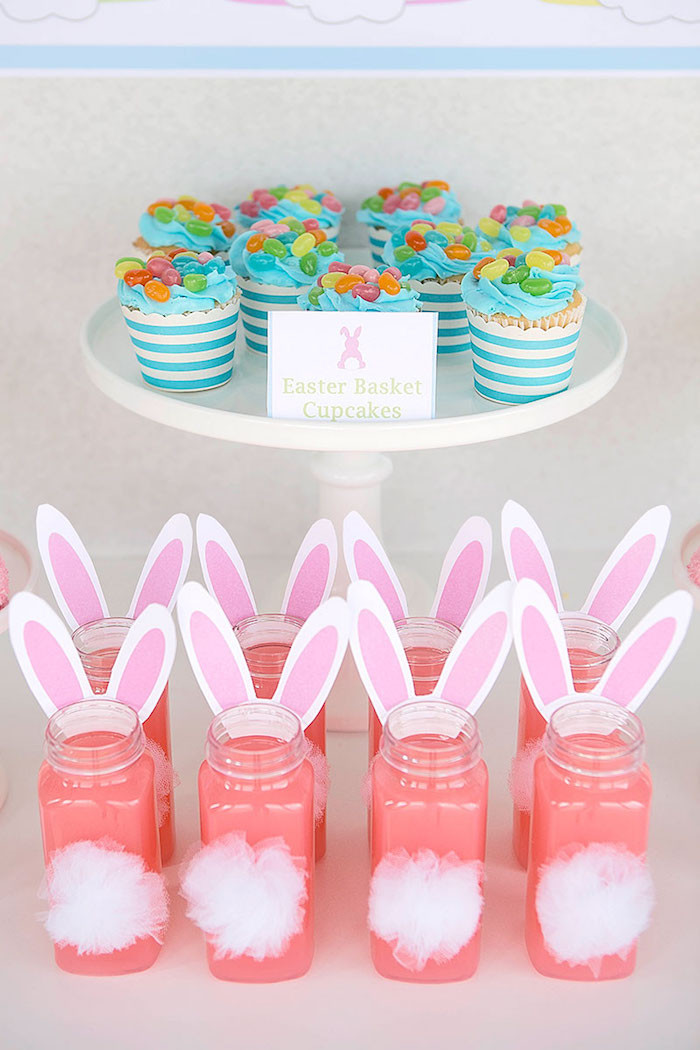 Party Ideas For Easter  Kara s Party Ideas Easter Party for Kids with FREE