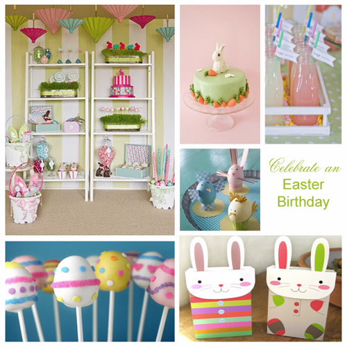 Party Ideas For Easter  Ideas for an Easter themed birthday party