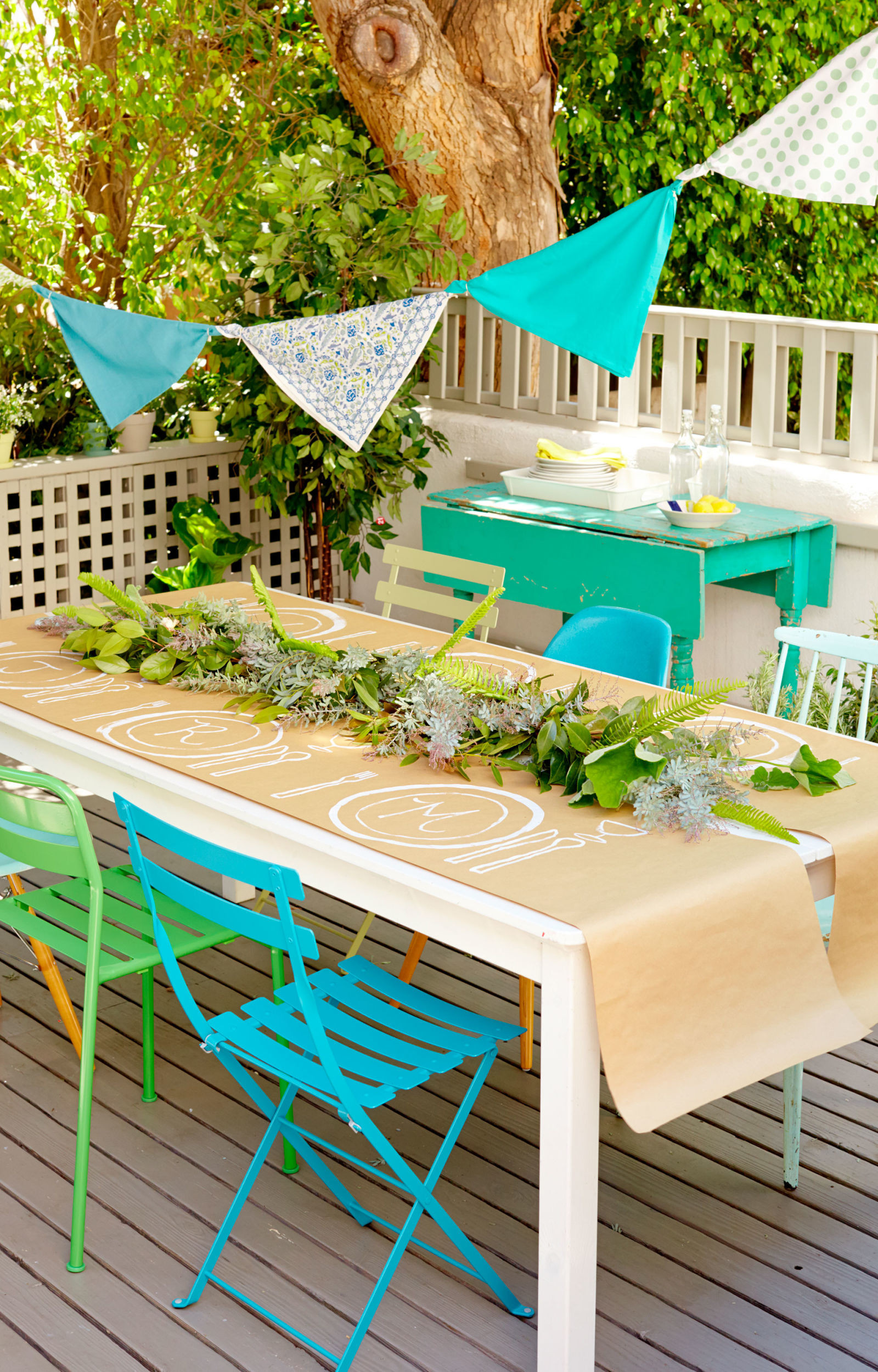 Party In Backyard Ideas  Backyard Party Ideas And Decor Summer Entertaining Ideas