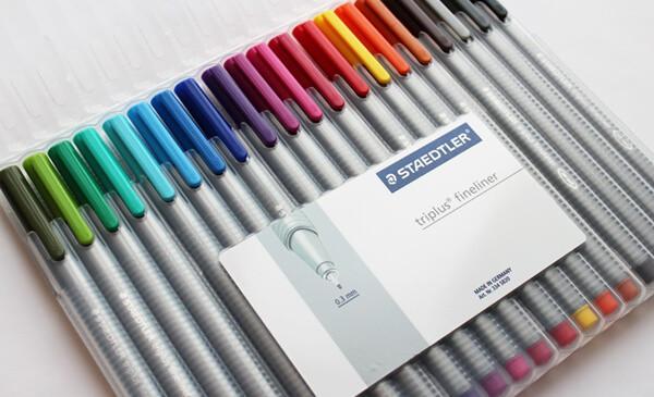 Pens For Adult Coloring Books  Secret Garden Pens and Pencils Johanna Basford Johanna