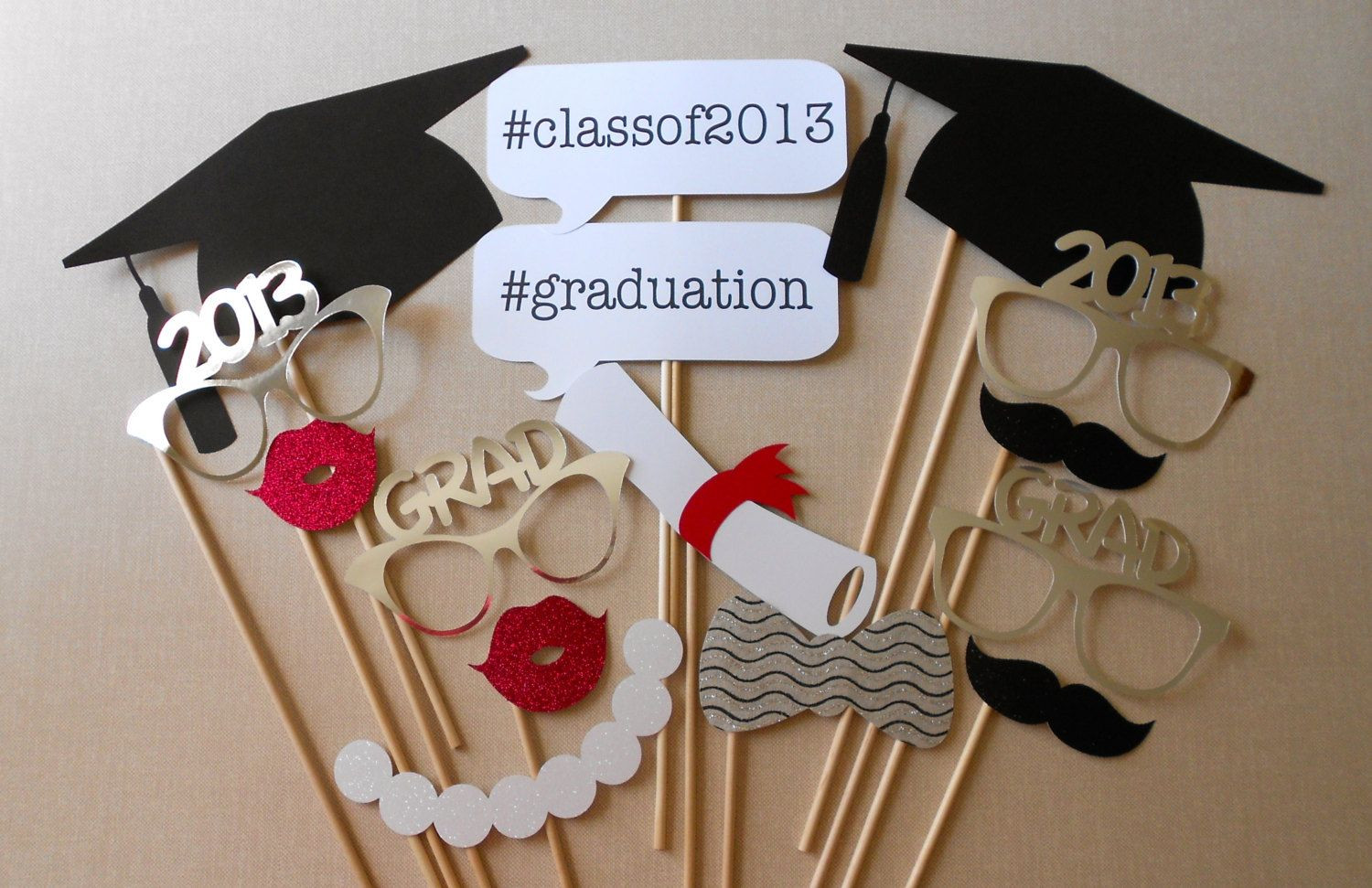 Photo Booth Ideas For Graduation Party  booth idea GRADUATION