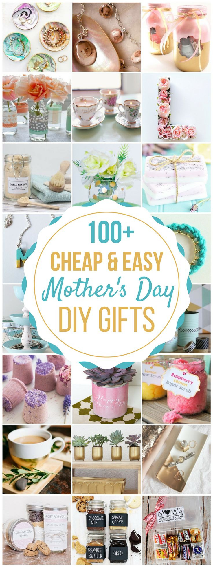 Pinterest Mothers Day Gift Ideas  17 Best images about Homemade Gift Ideas on Pinterest