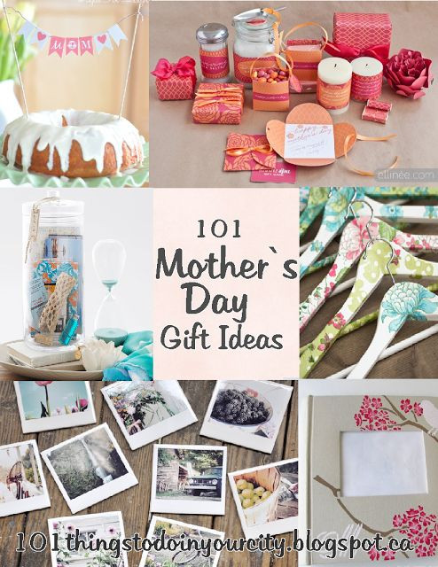 Pinterest Mothers Day Gift Ideas  Mother s Day t ideas My moms birthday is soon