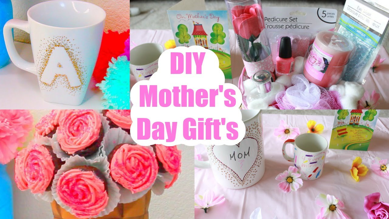 Pinterest Mothers Day Gift Ideas  DIY Mother s Day Gifts Ideas Pinterest Inspired