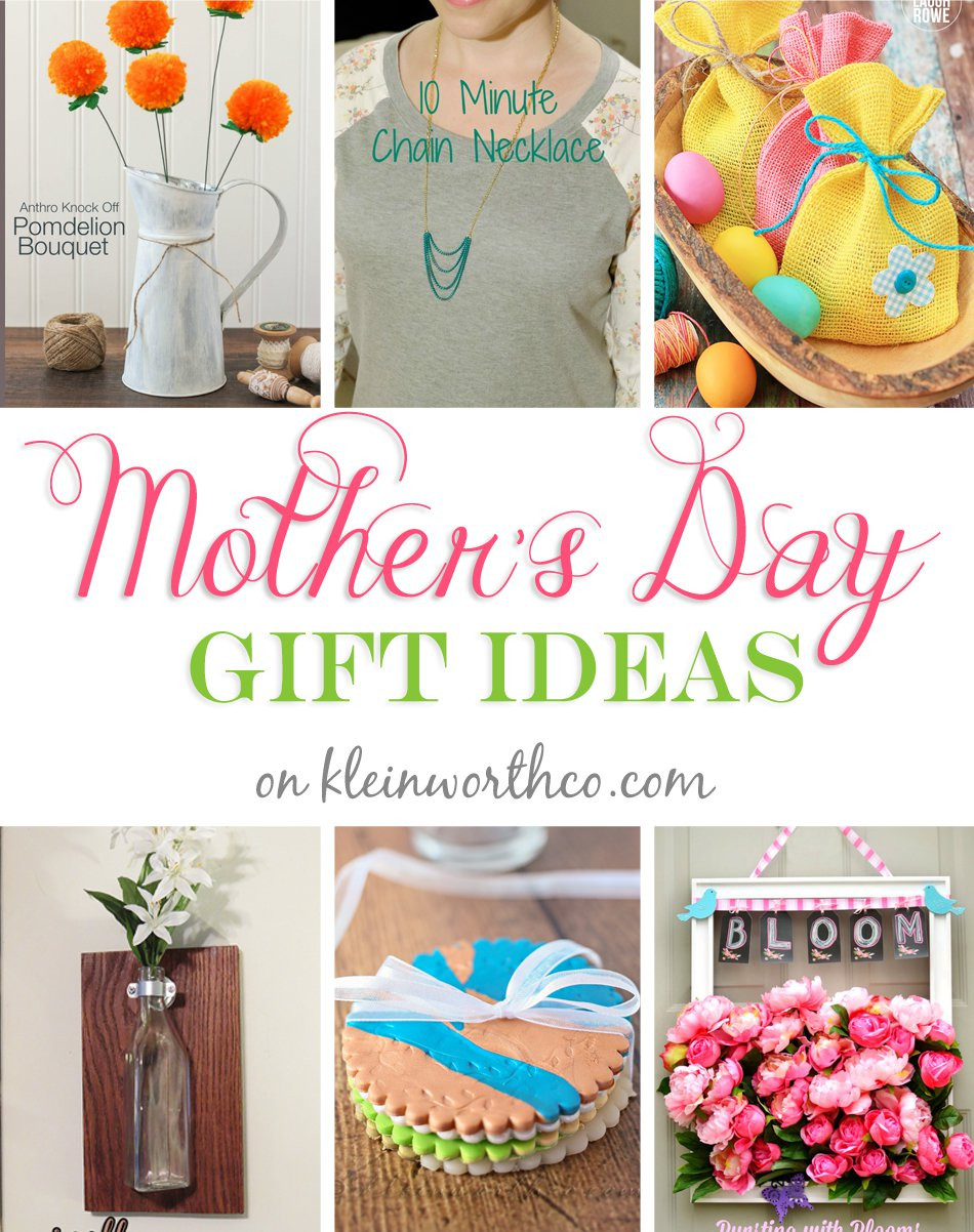 Pinterest Mothers Day Gift Ideas  Mothers Day Gift Ideas Kleinworth & Co