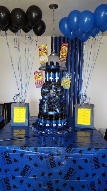 Police Officer Retirement Party Ideas  Law Enforcement Police academy graduation