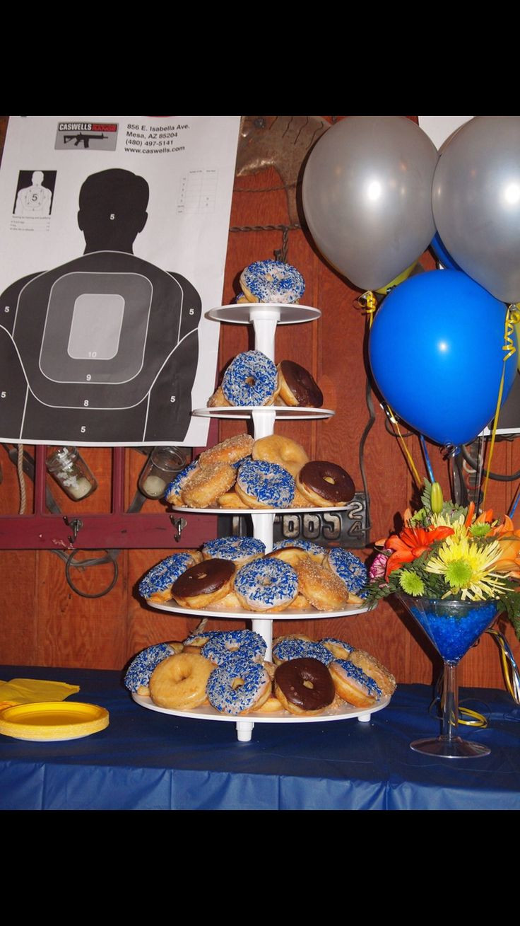 Police Retirement Party Ideas  Best 25 Police retirement party ideas on Pinterest