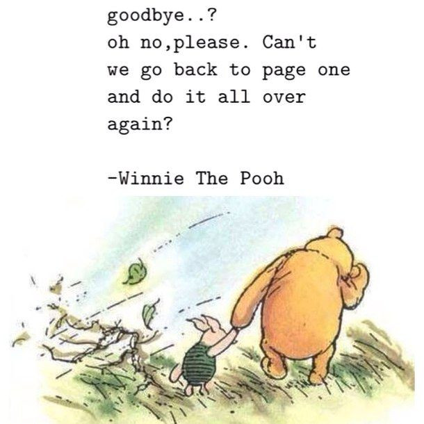 Pooh Birthday Quotes  Sad Love Quotes winnie the pooh quotes about love Goog