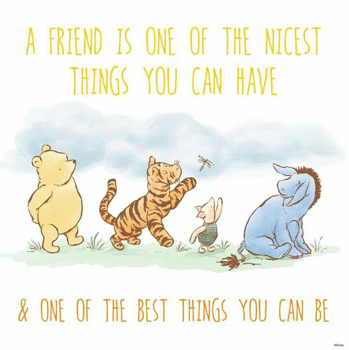 Pooh Birthday Quotes  Classic Winnie the Pooh Tigger Piglet and Eeyore