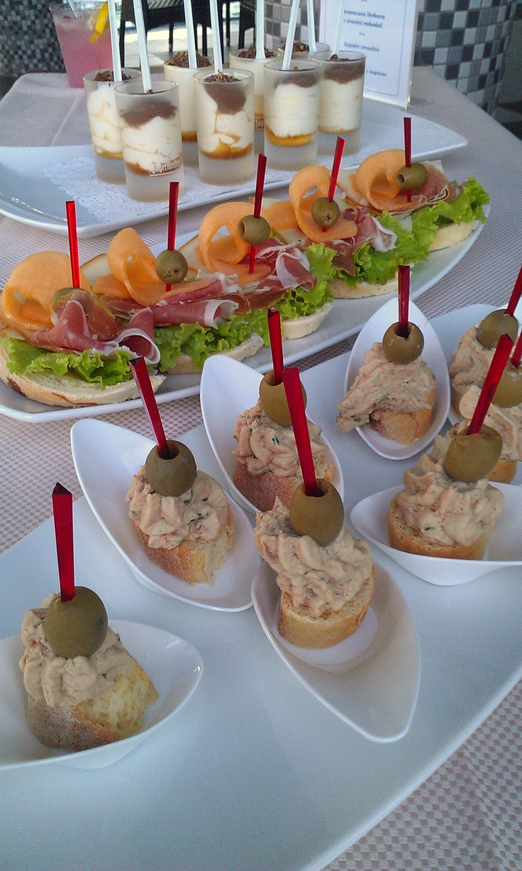 Pool Party Appetizer Ideas  97 best Poolside foods & dishes images on Pinterest
