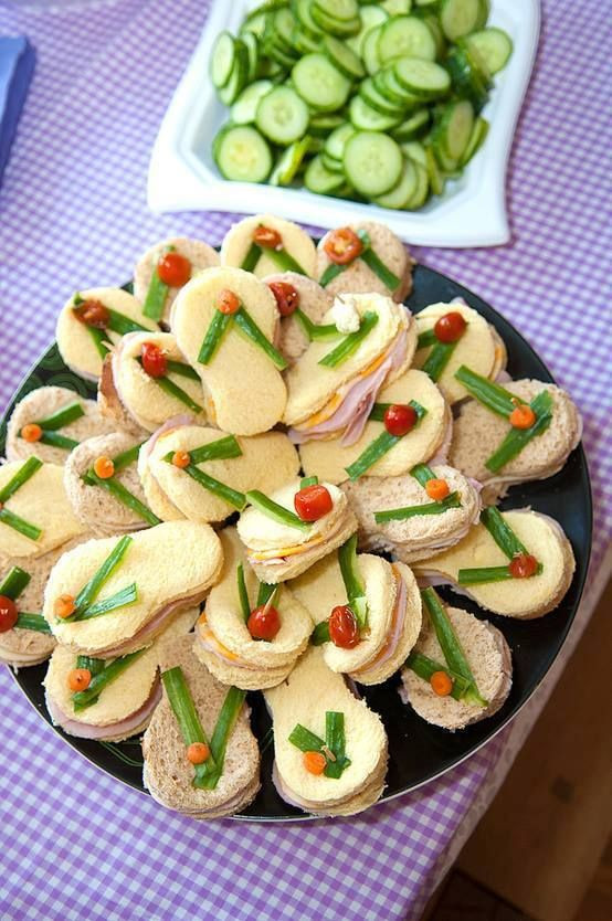"""Pool Party Appetizer Ideas  great """"Appetizers Party Ideas"""
