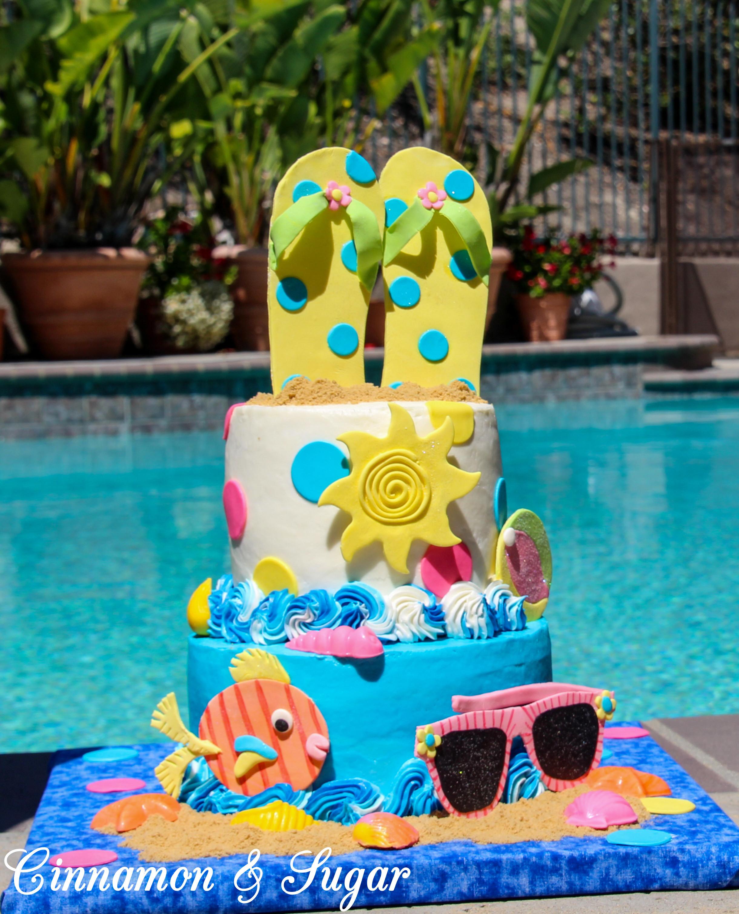 Pool Party Cake Ideas For Birthdays  17 Tricks to Make a Boxed Cake Mix Taste Like Homemade