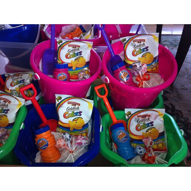 Pool Party Gifts Ideas  Pool party favors FUN 4 GRANDCHILDREN